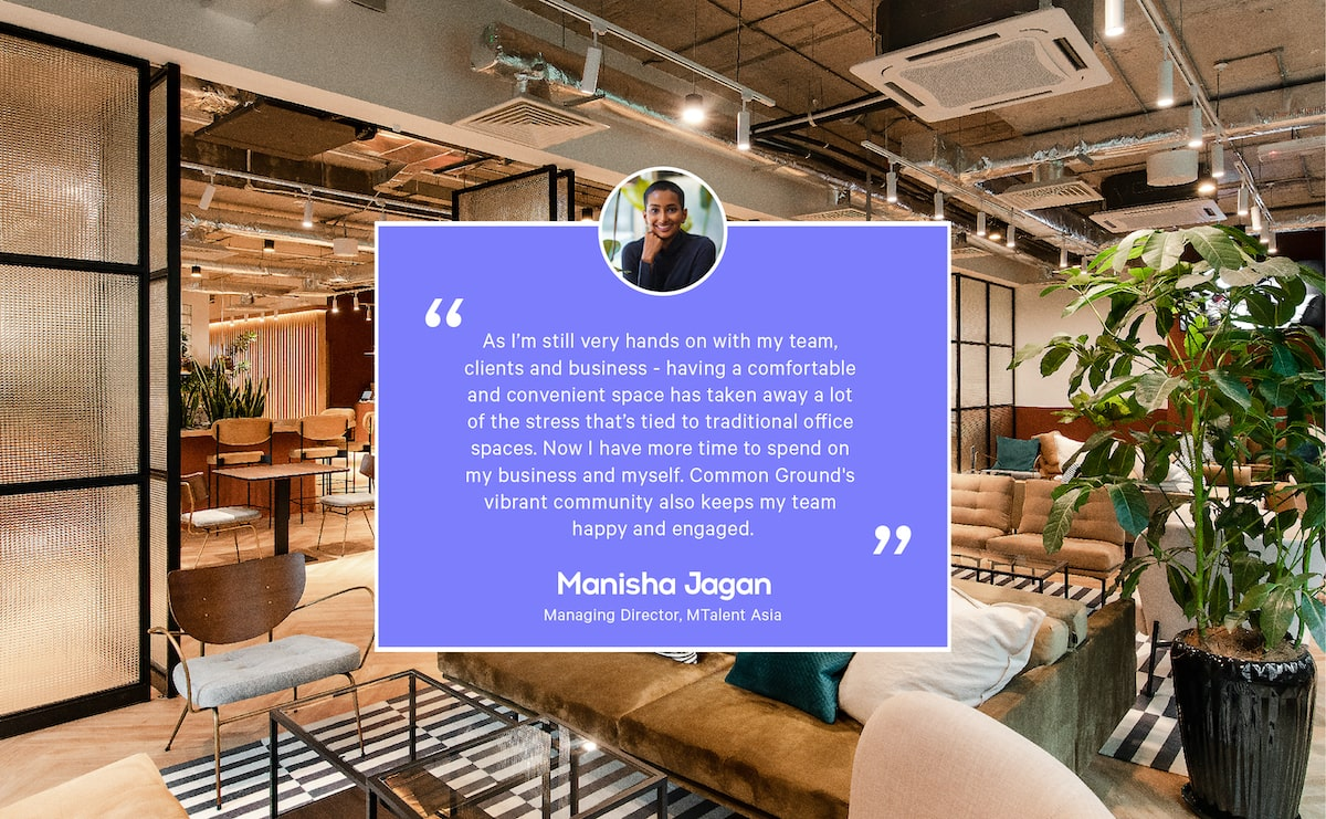 Testimonials by Manisha from MTalent Asia
