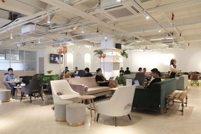 Coworking Space in Wisma Mont Kiara | Common Ground