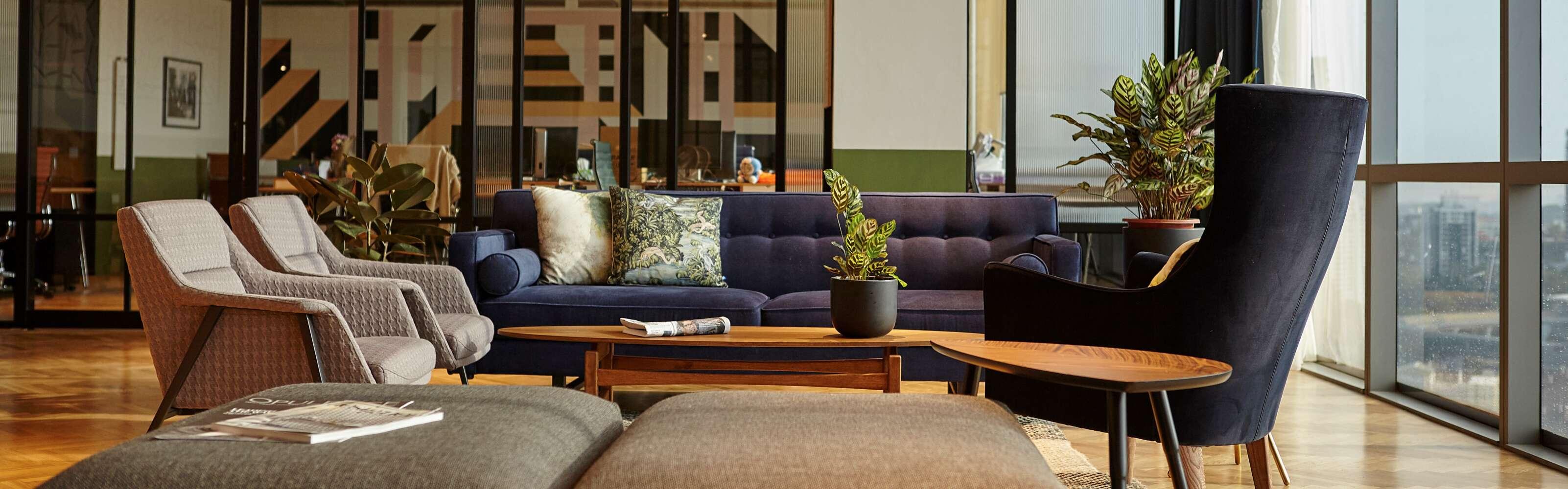 Lounge in Wisma UOA Damansara Heights | Common Ground